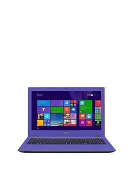 Acer E5-573 Intel® Core™ i3 Processor, 4Gb RAM, 1Tb HDD Storage, 15.6 inch Laptop - Purple