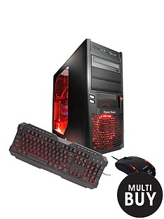 cyberpower-squadron-gt-gaming-pc-intelreg-pentiumtrade-processor-8gb-ram-1tb-hdd-storage-desktop-base-unit-nvidiareg-gt-740-2gb-and-optional-microsoft-office-365-personal-blackred