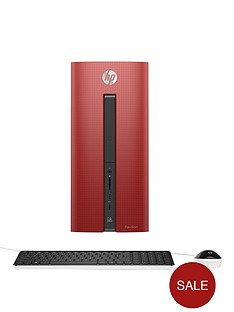hp-pavilion-550-032na-intelreg-coretrade-i3-processor-8gb-ram-1tb-hdd-storage-desktop-base-unit-and-optional-microsoft-office-365-personal-sunset-red