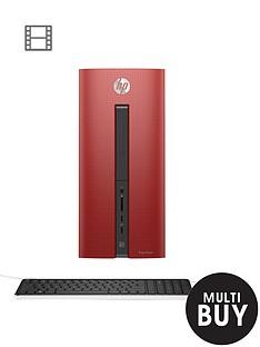 hp-pavilion-550-032na-intelreg-coretrade-i3-processor-8gb-ram-1tb-hdd-storage-desktop-base-unit-and-optional-microsoft-office-365-personal-sunset-red