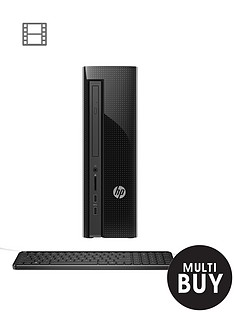 hp-slimline-450-050na-intelreg-coretrade-i5-processor-8gb-ram-1tb-hdd-storage-desktop-base-unit-with-optional-microsoft-office-365-personal-dotted-black
