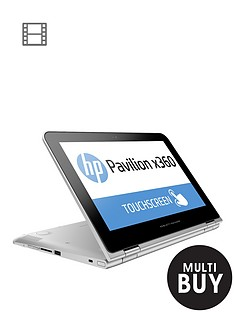 hp-pavilion-x360-11-k000na-intelreg-celeronreg-processor-4gb-ram-500gb-storage-intelreg-hd-graphics-116-inch-touchscreen-2-in-1-laptop-with-optional-microsoft-office-personal-365-silver