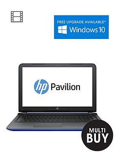 hp-pavilion-15-ab075na-amd-a8-quad-core-processor-8gb-ram-1tb-storage-amd-r7m360-2gb-graphics-156-inch-laptop-with-optional-microsoft-office-personal-365-blue