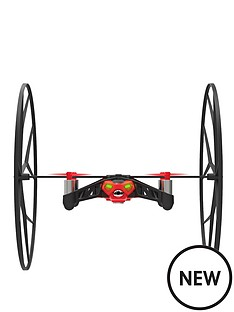 parrot-rolling-spider-red