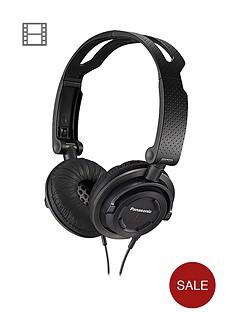 panasonic-rp-djs150e-k-on-ear-headphones