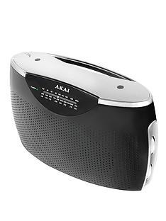 akai-a61005-jumbo-radio-black