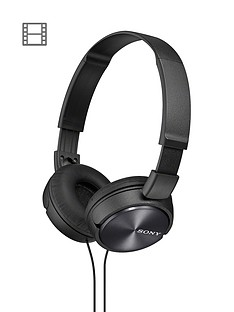 sony-mdr-zx310ap-on-ear-folding-headphones-black