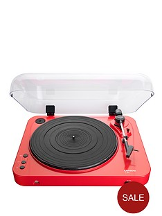 lenco-l-85-usb-direct-recording-turntable-red