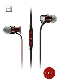 sennheiser-momentum-in-ear-headphones-for-iphoneipadipod-blackred
