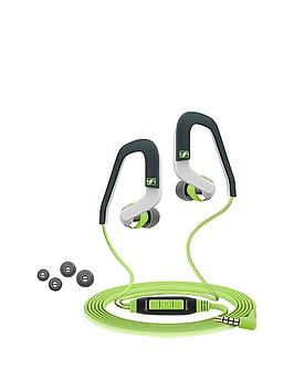 sennheiser-ocx-686g-sports-headset-with-adjustable-earhooks-for-apple-ios-green