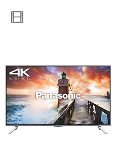 panasonic-tx-48cx400b-48-inch-freeview-hd-smart-4k-ultra-hd-3d-led-tv-black