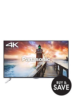 panasonic-tx-48cx400b-48-inch-smart-4k-ultra-hd-freeview-hd-led-tv-black