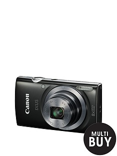 canon-ixus-160-20mp-8xzoom-27-lcd-720phd-28-mm-wide-camera-black