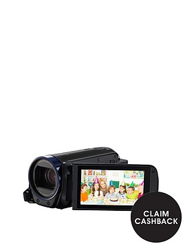 canon-legria-hf-r66-camcorder-fhd-8gb-flashsdsdhcsdxc-wifi-black
