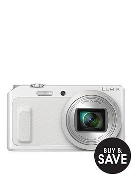 panasonic-claim-pound20-cashback-dmc-tz57eb-w-an-ultra-compact-20x-super-zoom-camera-with-wi-fi