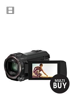 panasonic-pound30-cashbacksup1-hc-v770eb-k-full-hd-camcorder-with-20x-optical-zoom-and-wifi