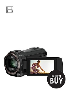 panasonic-pound60-cashbacksup1-hc-v770eb-k-full-hd-camcorder-with-20x-optical-zoom-and-wifi