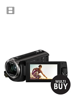 panasonic-pound30-cashbacksup1-hc-w570eb-k-full-hd-camcorder-with-50x-optical-zoom-wifi-and-twin-camera