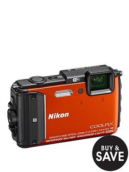 nikon-coolpix-aw130-16-megapixel-digital-camera-orange