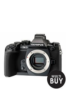 olympus-om-d-e-m1-163mp-camera-body-only-black