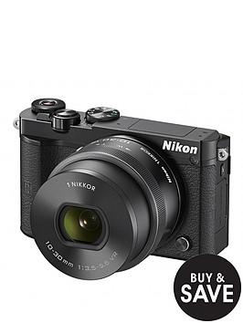 nikon-1-j5-bk-10-30-mm-pd-zoom-bk-kit-camera-black