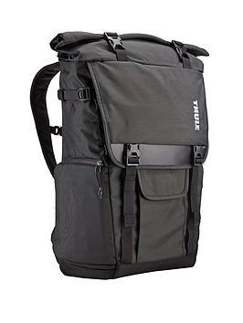 thule-covert-dslr-rolltop-backpack-dark-shadow