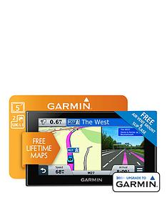 garmin-nuvi-2519lm-uk-5-inch-sat-nav-with-lifetime-maps-and-digital-traffic-bundle-includes-carry-case-and-air-vent-mount