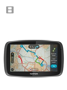 tomtom-go-510-world-sat-nav-uk-ie