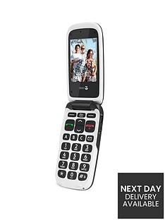 doro-612-mobile-phone-black