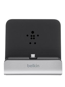 belkin-android-express-dock-with-adjustable-micro-usb-connector-for-samsung-galaxy-tab-4-galaxy-tab-pro-kindle-hd-kindle-hdx-and-universal-tablets-black
