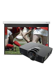 optoma-s316-svga-dlp-3d-vga-hdmi-projector-with-integrated-speaker-plus-92-inch-pull-down-screen