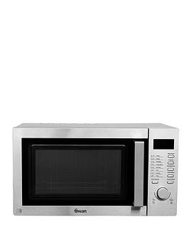 swan-sm-22040-23-litre-solo-microwave-oven-stainless-steel