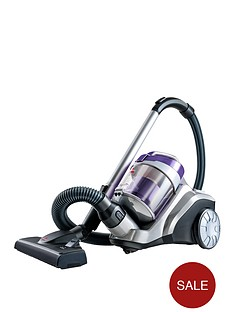 bissell-1539b-powerforce-compact-pet-bagless-cylinder-vacuum-cleaner