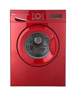 swan-sw2051r-7kg-load-1200-spin-washing-machine-next-day-delivery-red