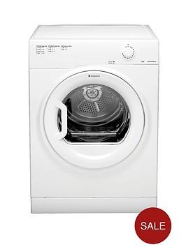 hotpoint-aquarius-tvfm70bgp-7kg-vented-dryer-white