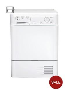 hotpoint-fetc70cp-7kg-condenser-dryer-white