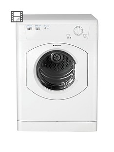 hotpoint-fetv60cp-6kg-vented-dryer-white