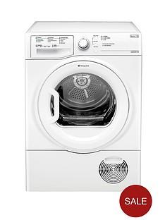 hotpoint-tcfs73bgp-7kg-condenser-sensor-dryer-white
