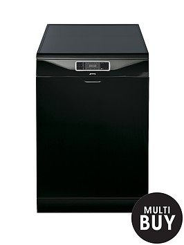 smeg-dc134lb-13-place-dishwasher-black