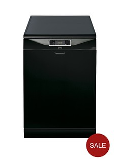 smeg-dc134lb-13-place-full-size-dishwasher-black