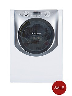 hotpoint-aq113f497el-1400-spin-11kg-load-washing-machine-titanium