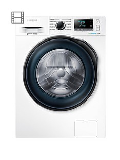 samsung-ww80j6410cw-1400-spin-8kg-load-ecobubble-washing-machine-white
