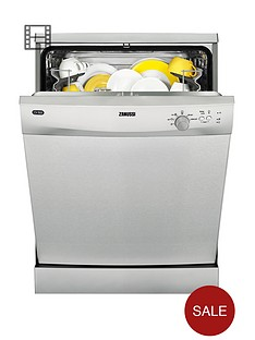 zanussi-zdf21001xa-12-place-full-size-dishwasher-stainless-steel