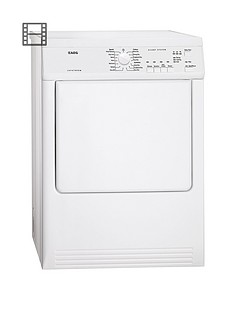 aeg-t65170av-7kg-vented-sensor-dryer-white