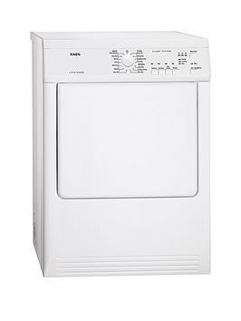aeg-t65170av-7kg-vented-sensor-dryer-white