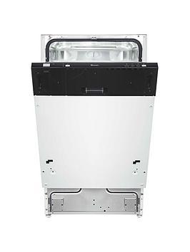 Swan Sdwb7010W 9Place Slimline Integrated Dishwasher  White