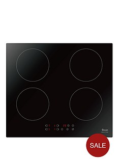 swan-sxb7010b-60cm-built-in-induction-hob-black