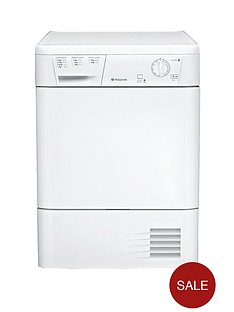 hotpoint-fetc70bp-aquarius-7kg-condenser-dryer-white
