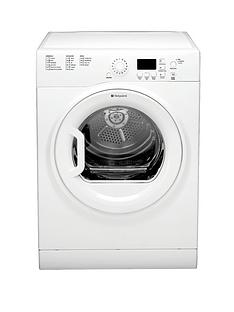 hotpoint-tvfxt75bgp-7kg-load-vented-dryer-white