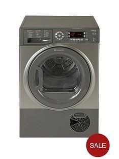 hotpoint-sutcd97b6gm-ultima-9kg-condenser-dryer-graphite-b-energy